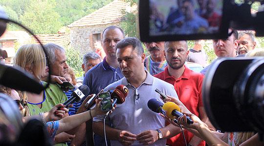 Груевски: Економијата се држи добро наспроти сите негативни влијанија на вештачки предизвиканата криза