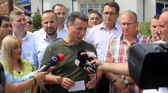 Груевски: Годинава се предвидени 920 грантови за мали бизниси