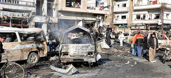 Два бомбашки напади во Сирија: Најмалку 31 загинат