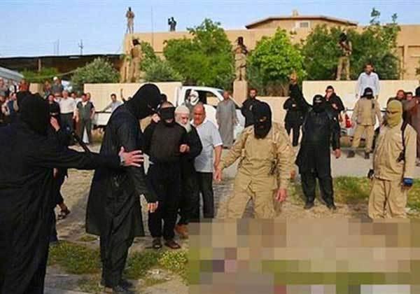 Сварени живи: Како ги казнува ИД дезертерите?