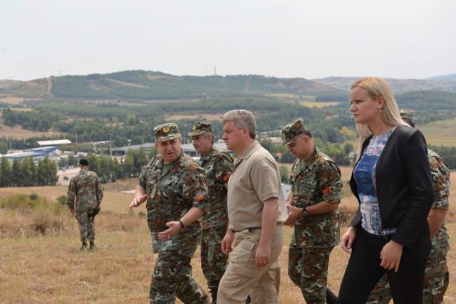 Иванов на јужната граница: Институциите се подготвени за можен втор бран на мигранти