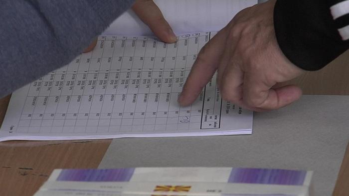 Пријавени 3.537 граѓани со спорни записи во Избирачкиот список