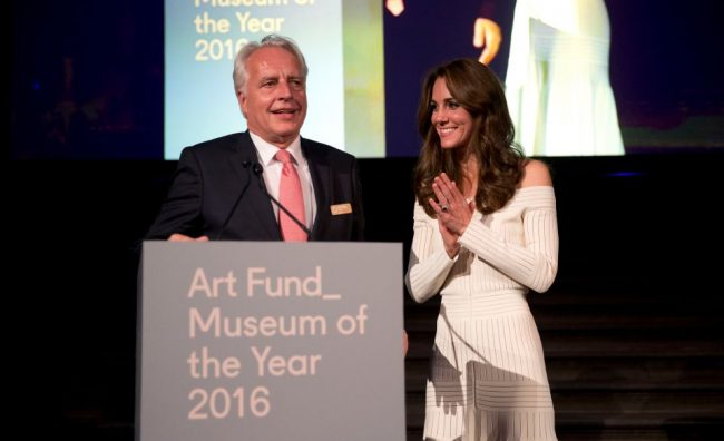 Art Fund Museum of the Year award