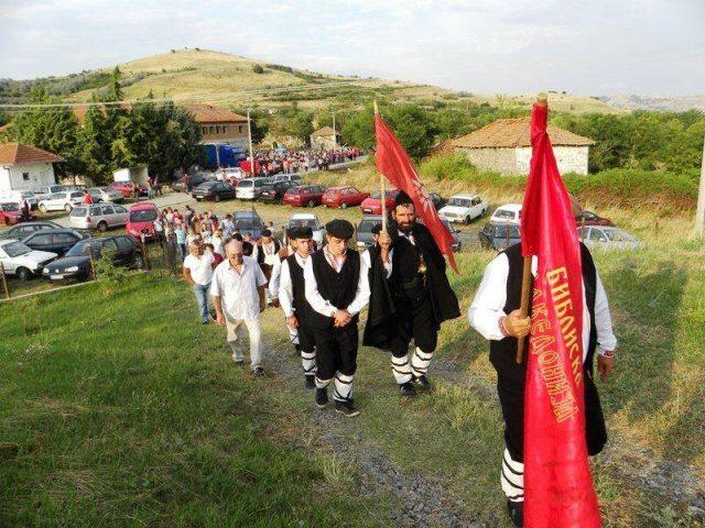 ФОТО: Овчеполските комити тргнаа кон славното Крушево