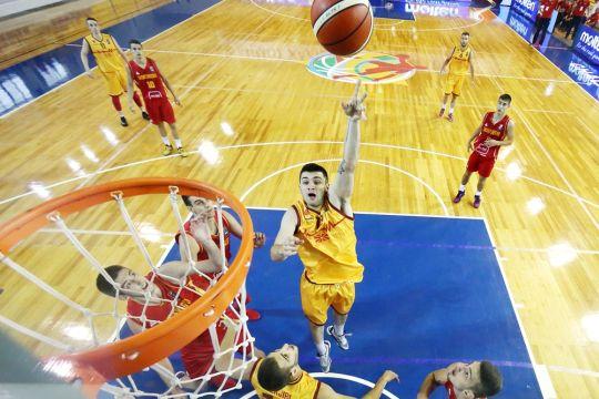 Втор пораз за македонските кошаркари на ЕП У-20