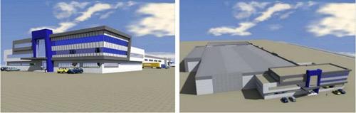 """Почнува изградбата на фабриката на """"Кранфилд Фаундри"""" во Пробиштип"""