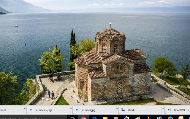 """ФОТО: """"Лос Анџелес Тајмс"""" со статија посветена на убавините на Македонија"""