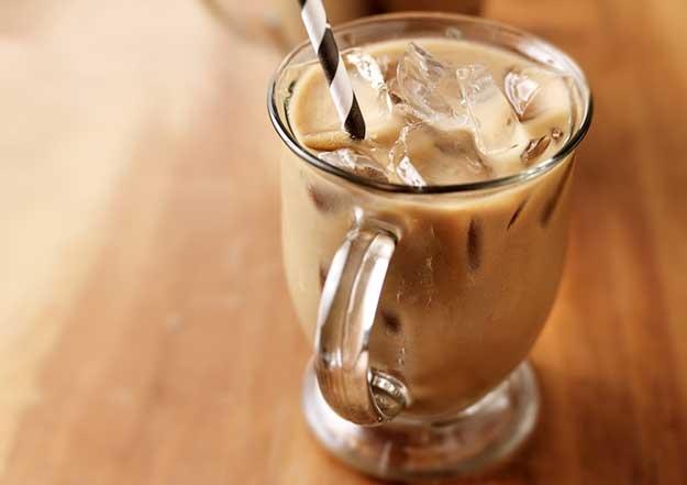 Рецепт за здраво ледено кафе
