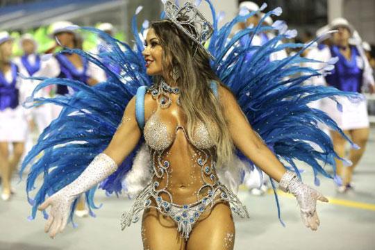 НАЈСЕКСИ ОТВОРАЊЕ: Голи танчерки ќе танцуваат самба на ЛОИ во Рио