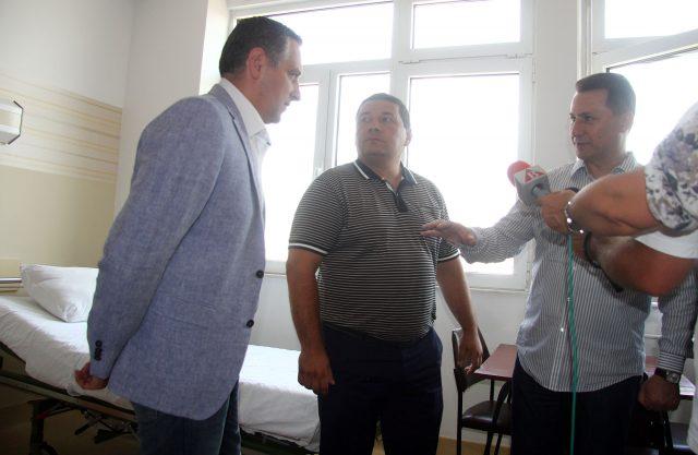 Груевски: Се инсталираат пет мамографи низ државата вредни 40 милиони денари