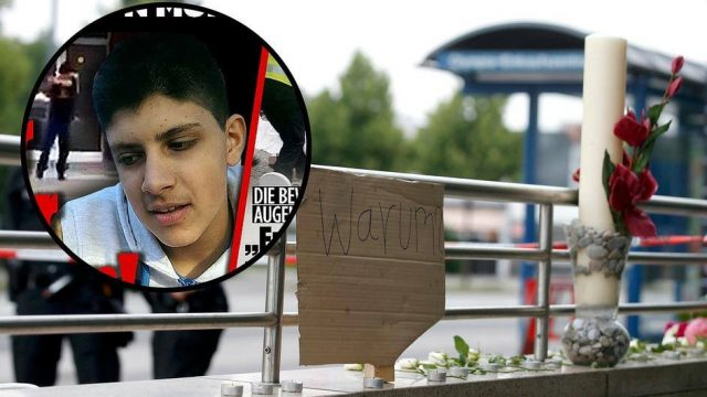ФОТО: Ова е убиецот од Минхен