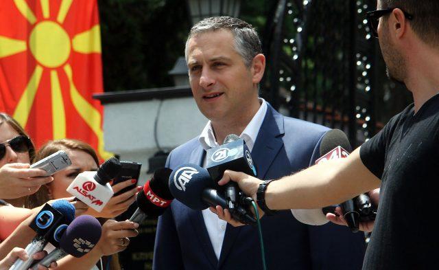 Тодоров: СДСМ не прави никаков исчекор кон договор