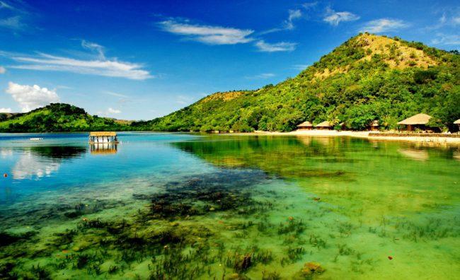 Coron resort view