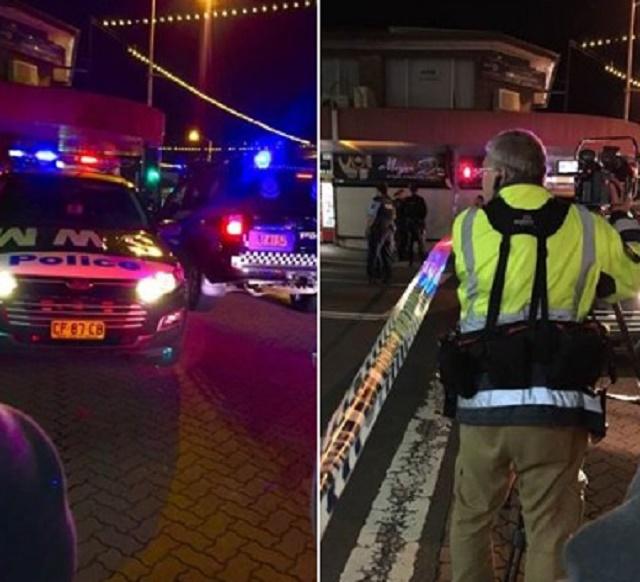 Сиднеј: Обид за терористички напад со плински боци (ВИДЕО)