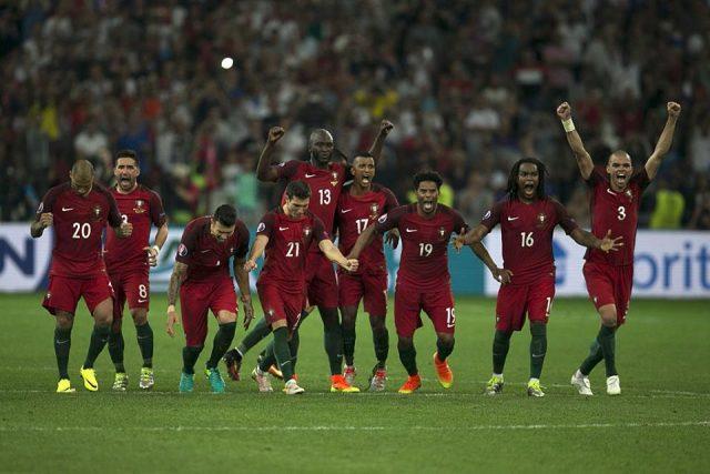 Португалија прв полуфиналист