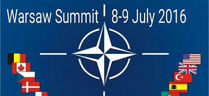 Јолевски на Самитот на НАТО во Варшава