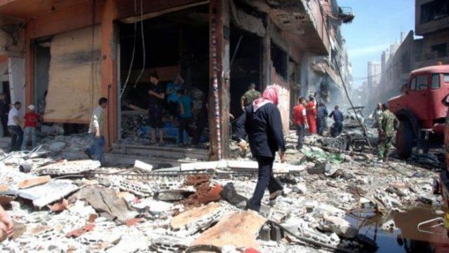 Сирија: Бомбаш-самоубиец се разнесе во пекара – Најмалку 25 лица се убиени