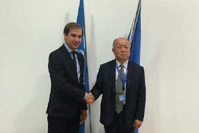 Спасов го посети Меѓународниот центар за обука на МОТ во Торино
