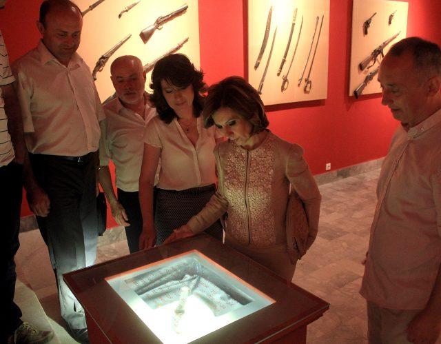 Нова музејска поставка во Спомен-собата на Гоце Делчев