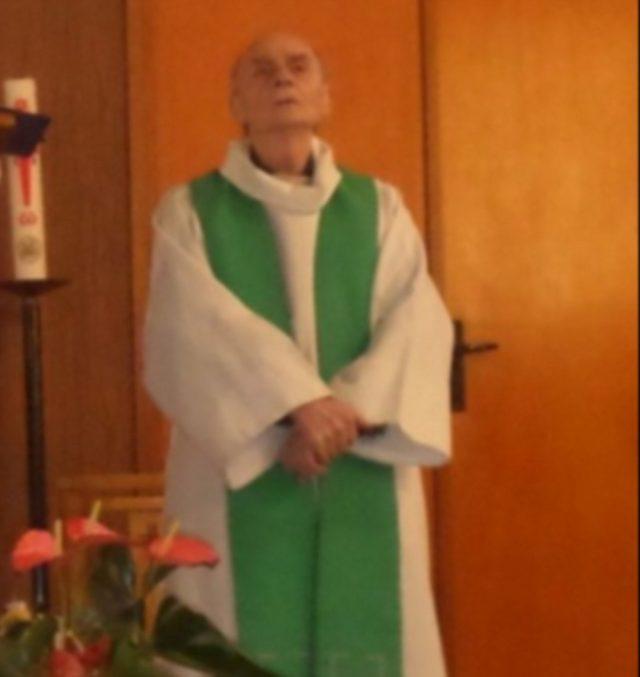 Обезглавувањето на свештеникот било снимано