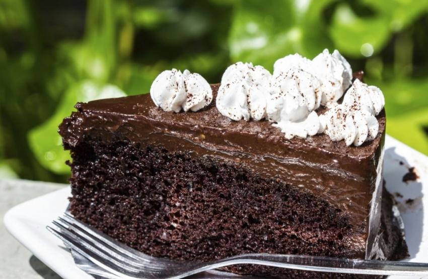 Рецепт: Чоколадна торта без брашно
