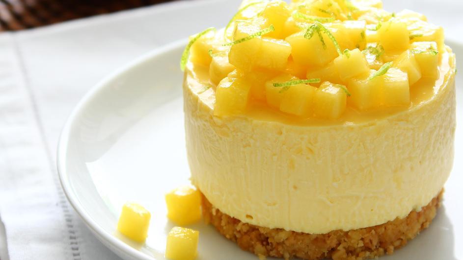 Тропски тортички – лесен десeрт од јогурт готов за половина час