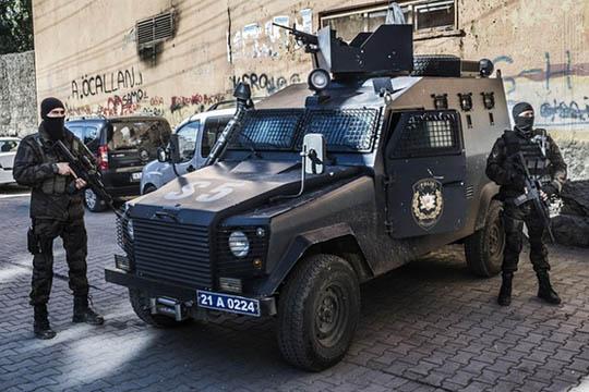 Убиени тројца полицајци при напад во североисточна Турција