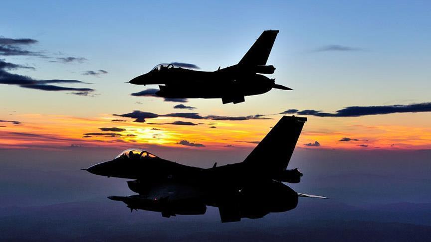 Ердоган нареди борбени авиони да патролираат над Турција