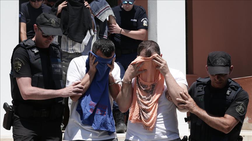 Грција: Условна казна затвор за пребеганите турски офицери