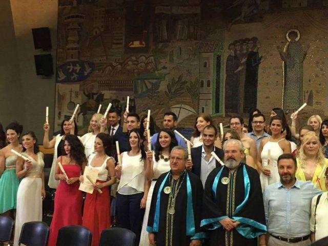 Македонка првенец на генерација на универзитетот во Солун