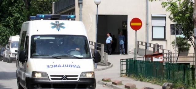 Момче прободено во срце донесено на Ургентен