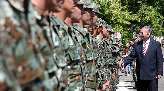 АРМ мој дом – Започнува изградбата на првата нова зграда за воени лица