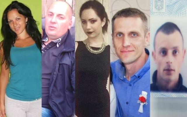 ФОТО: Ова се жртвите од масакрот кај Зрењанин