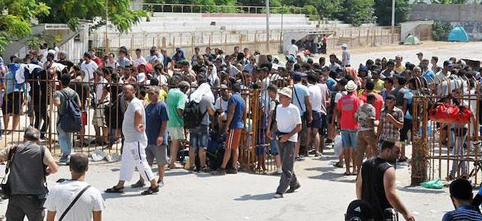 Зголемен бројот на нови бегалци на грчките острови