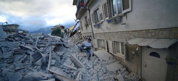 Нов земјотрес во централна Италија