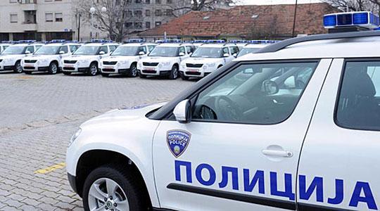"""МВР доби 25 возила """"шкода јети"""" донација од Чешка"""
