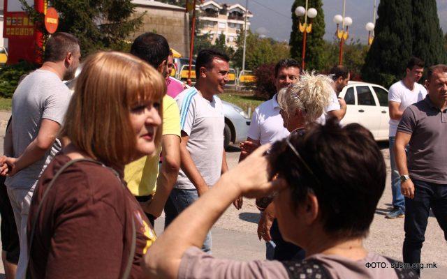 """""""Курир"""": Откако се сликаше во Стајковци, Заев веднаш исчезна"""
