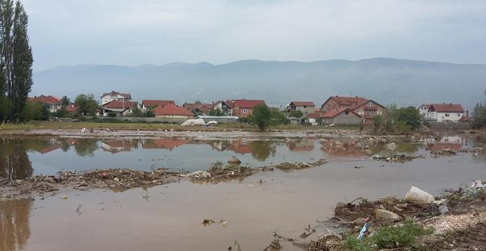 Сите поплавени земјоделски површини ќе бидат обештетени