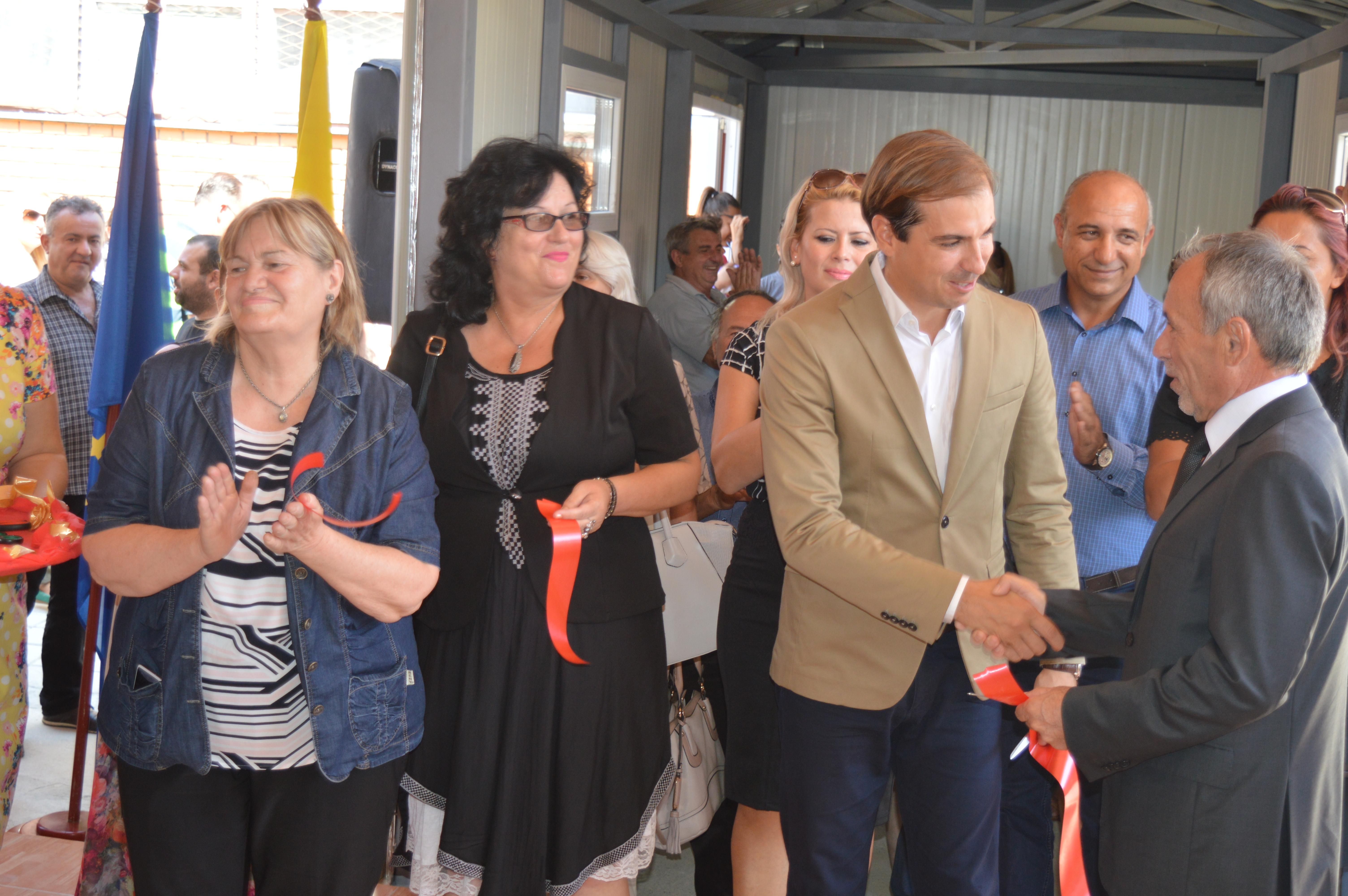 Отворена нова детска градинка во Радишани за 120 деца