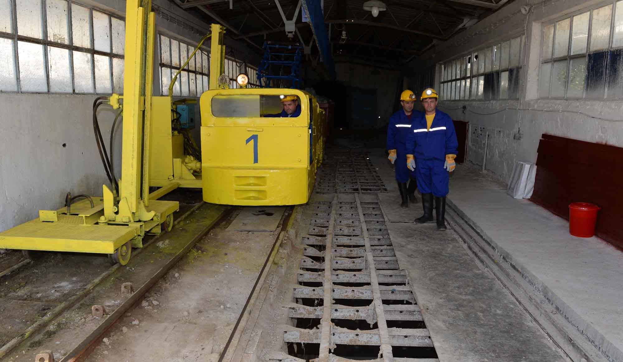 ФОТО: На Денот на рударите рестариран еден од најстарите рудници Злетово
