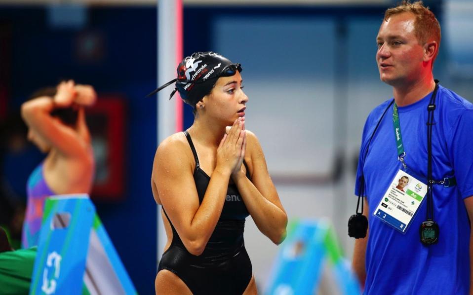 Лани го преплива Егејот за да се спаси, годинава ќе оди на Олимпијада