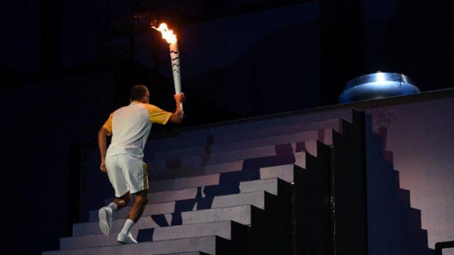 Отворени 31. Летни олимписки игри во Рио