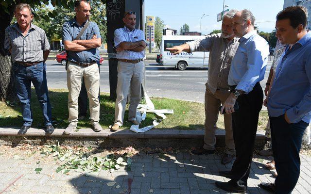 Pocetok Fekalna kanalizacija Partizanska (3)