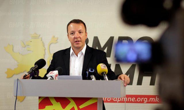 Николовски: СЈО ја започна изборната кампања на СДСМ