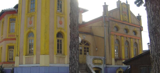 Реставрација на Алимбеговата куќа во Тетово