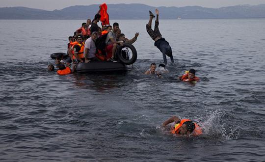 За 24 часа во Грција пристигнале 82 мигранти