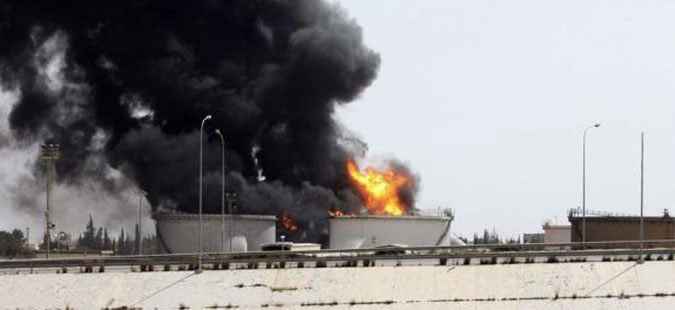 Во напад со автомобил-бомба во Бенгази загинаа 22 лица