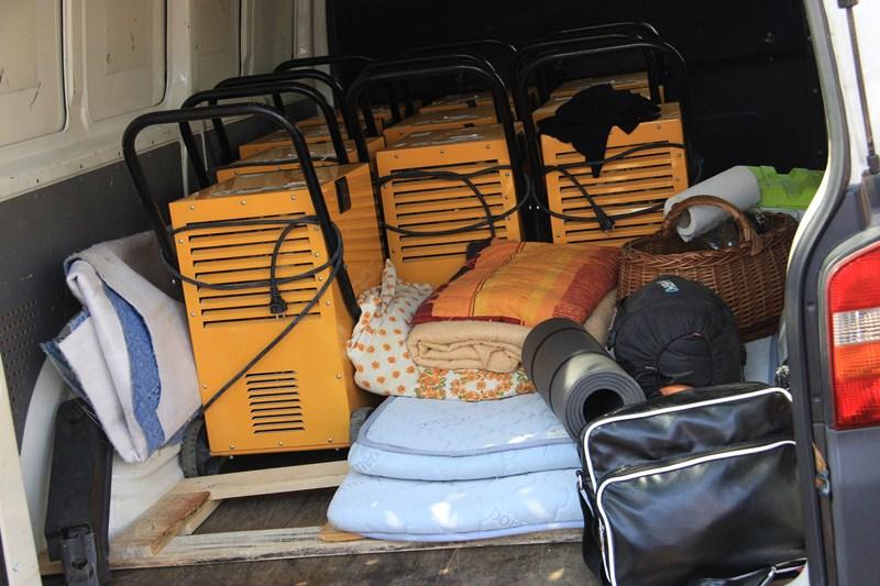 Чешка донира опрема за санирање на штетите од поплавите на општина Гази Баба