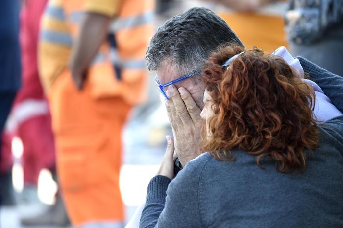 Ден на жалост во Италија