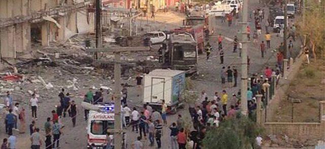 Експлозија пред болница во Турција, над 50 повредени